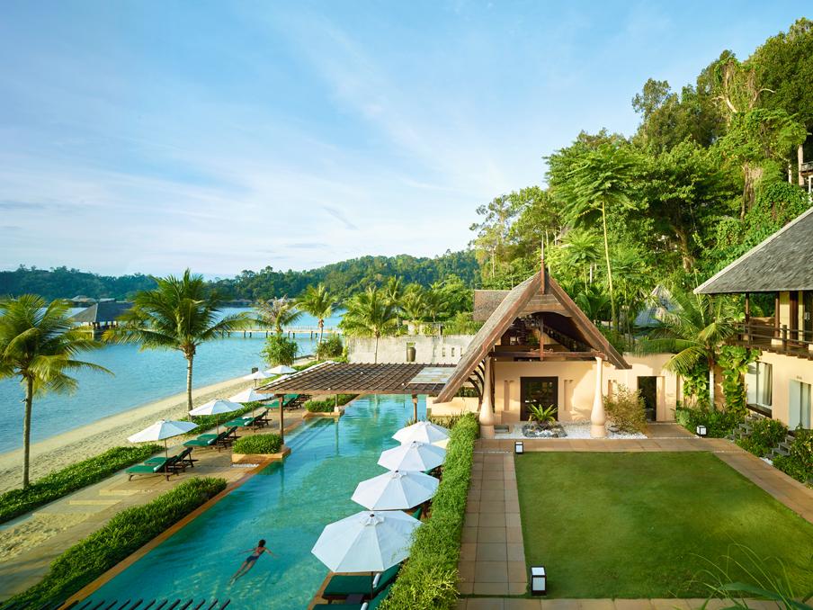 マレーシアリゾートアイランドホテル