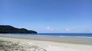 マレーシアビーチ