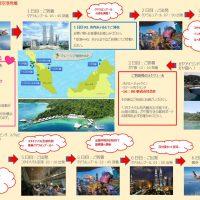 マレーシアウェディング ガヤ島 エアアジア