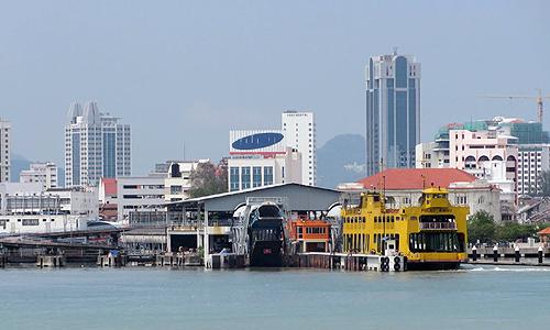 ペナン島 マレーシア