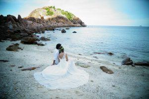 malaysia photo wedding beach wedding redang island