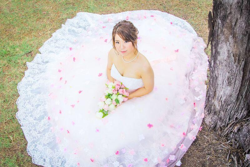 malaysia wedding gardenwedding