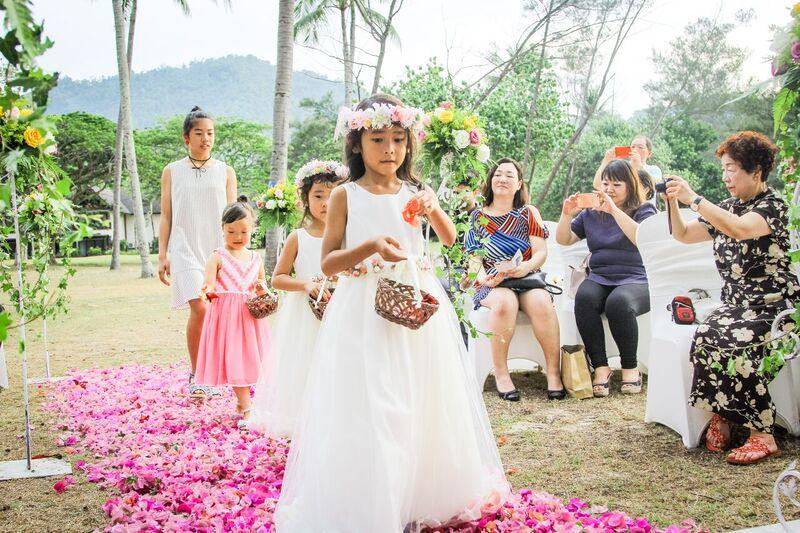 malausia wedding gardenwedding
