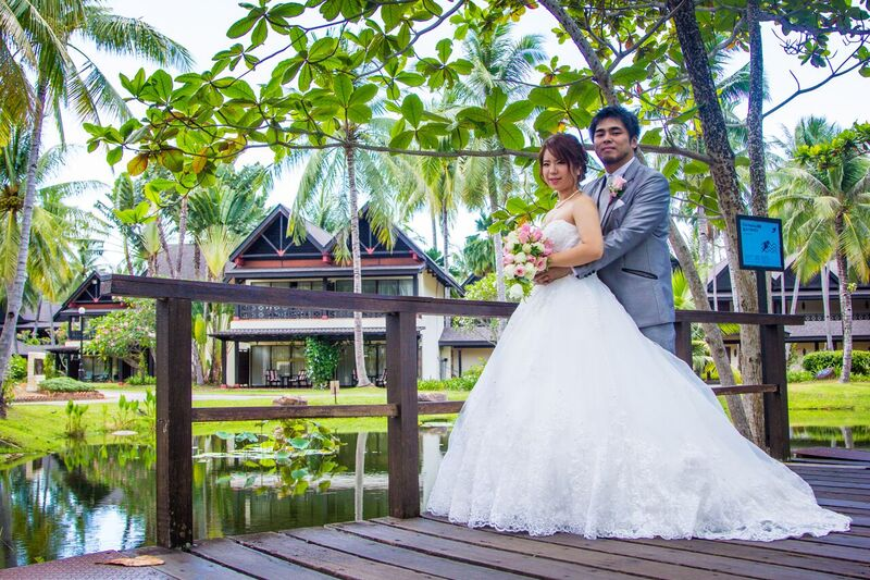 malaysia wedding kota kinabalu pre photo wedding
