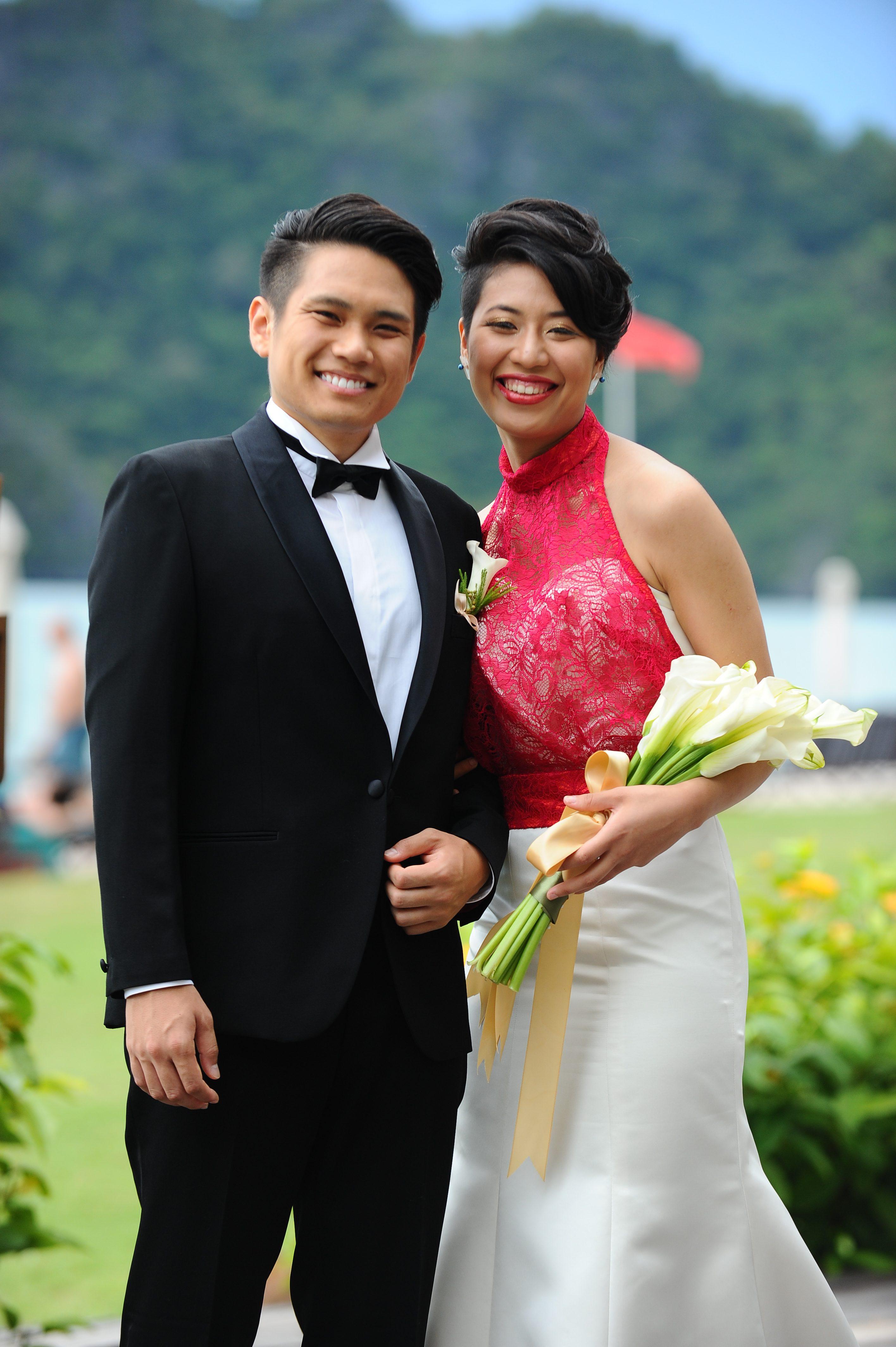 malaysia wedding wedding destination wedding resort malaysia langkawi