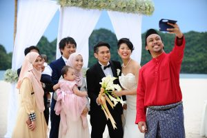 malaysia wedding langkawi resort wedding