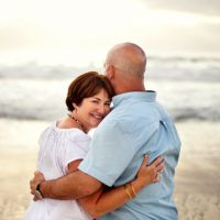 elderly wedding elderly couple resort wedding destination wedding