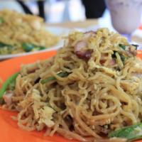 malaysia local food borneo kotakinabalu