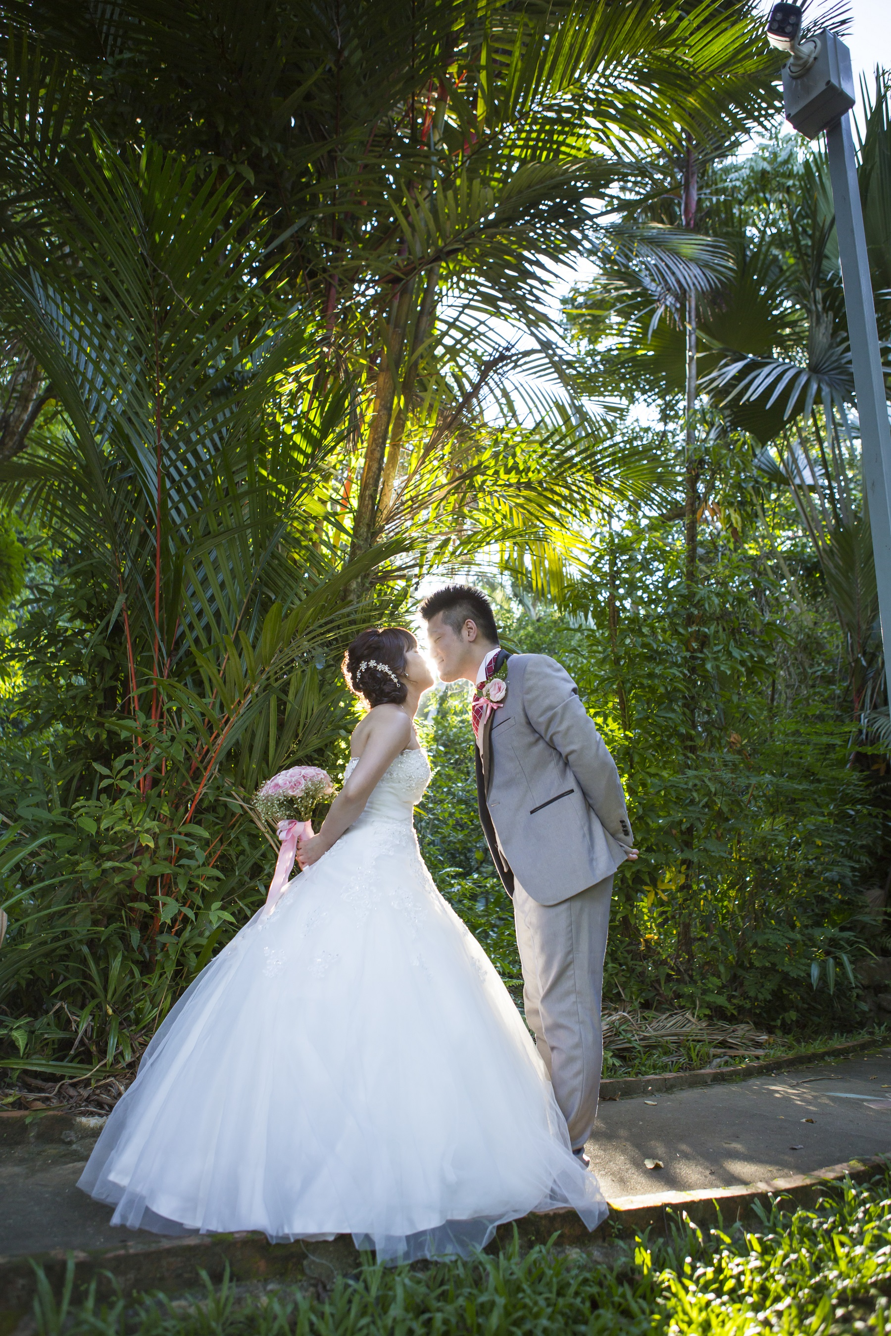 malaysia wedding borneo island kota kinabalu prewedding photoshooting resort resort wedding