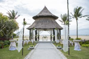 malaysia wedding shangri-La's Rasa Ria Resort Garden wedding borneo kotakinabalu resort wedding