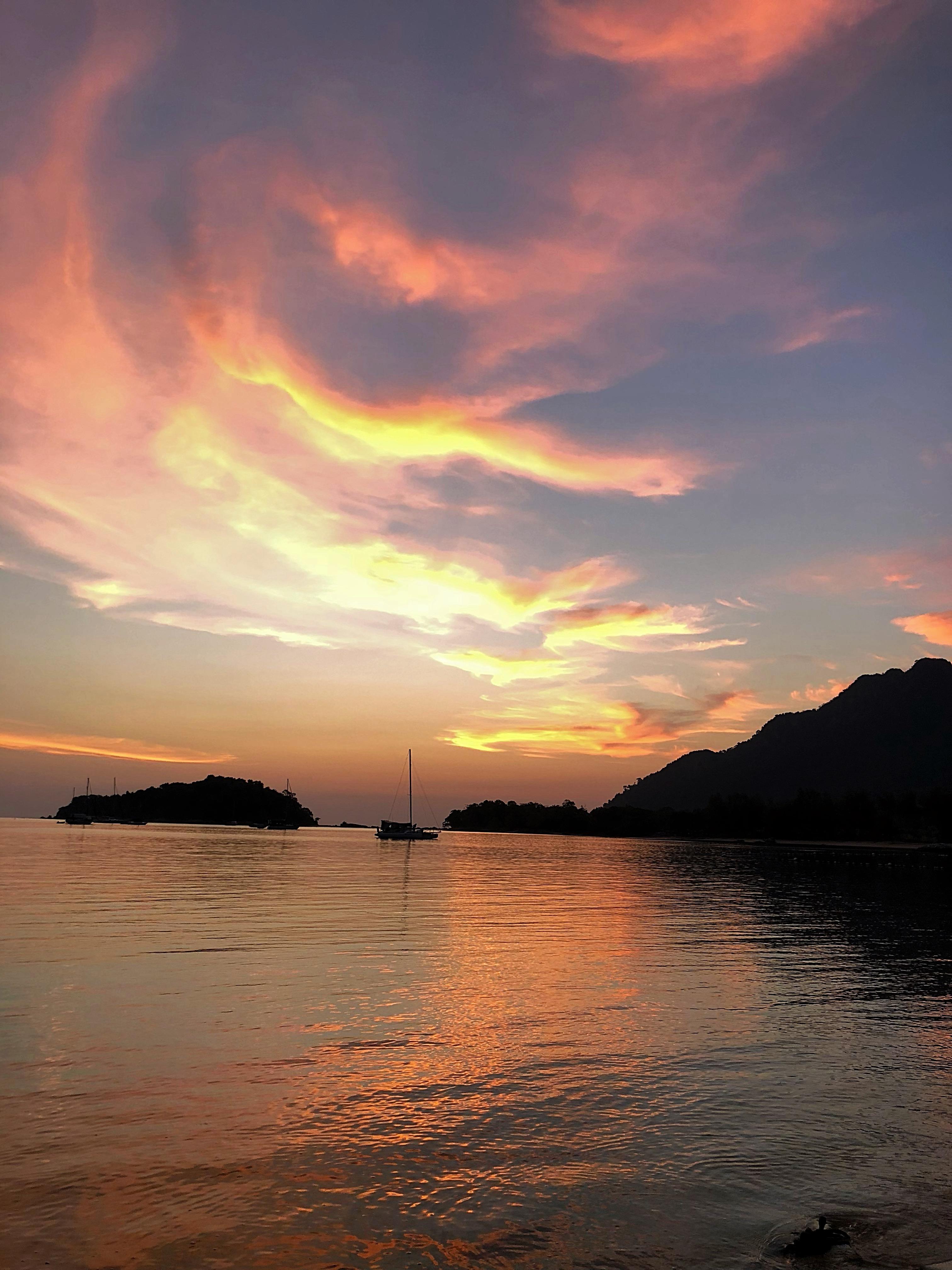 malaysia asia langkawi beach
