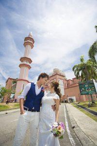 マレーシアウェディング コタキナバルウェディング ウェディング フォトウェディング リゾートウェディング