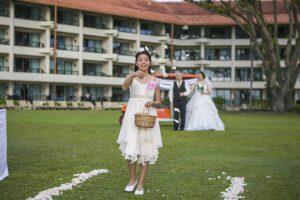 マレーシアウェディング、コタキナバル、シャングリラ、ガーデンウェディング、リゾートウェディング、結婚式、海外挙式、サバ州