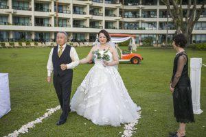 マレーシアウェディング、コタキナバル、シャングリラ、ガーデンウェディング、リゾートウェディング、結婚式、海外挙式、サバ州、