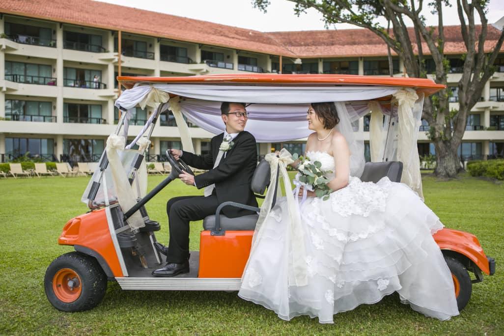 wedding, weddings, overseas wedding, garden wedding, resort hotel, shangri-La's tanjyung aru resort, kota kinabalu, sabah, malaysia