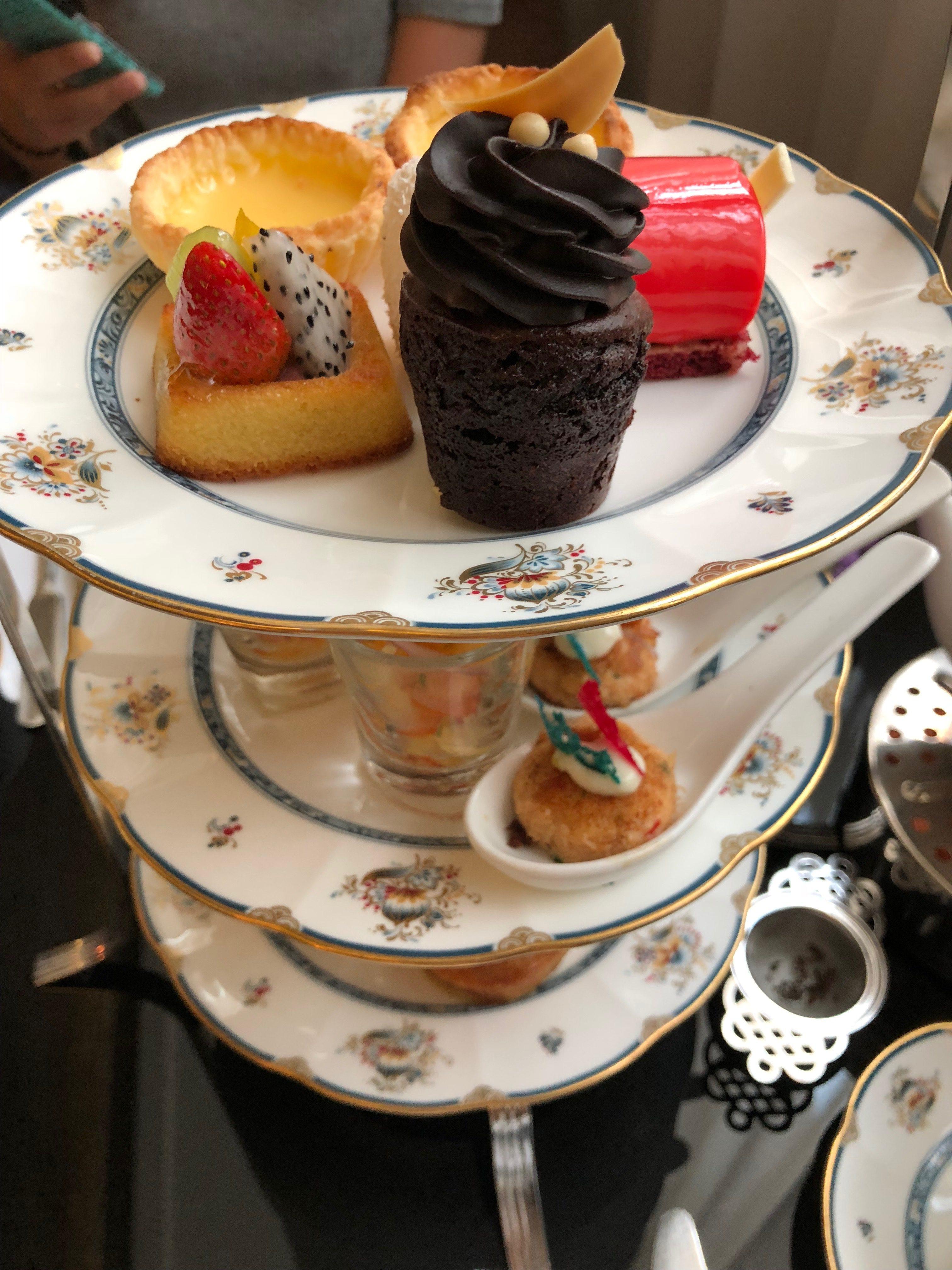 malaysia kuara lumpur, afternoon tea, rit carlton