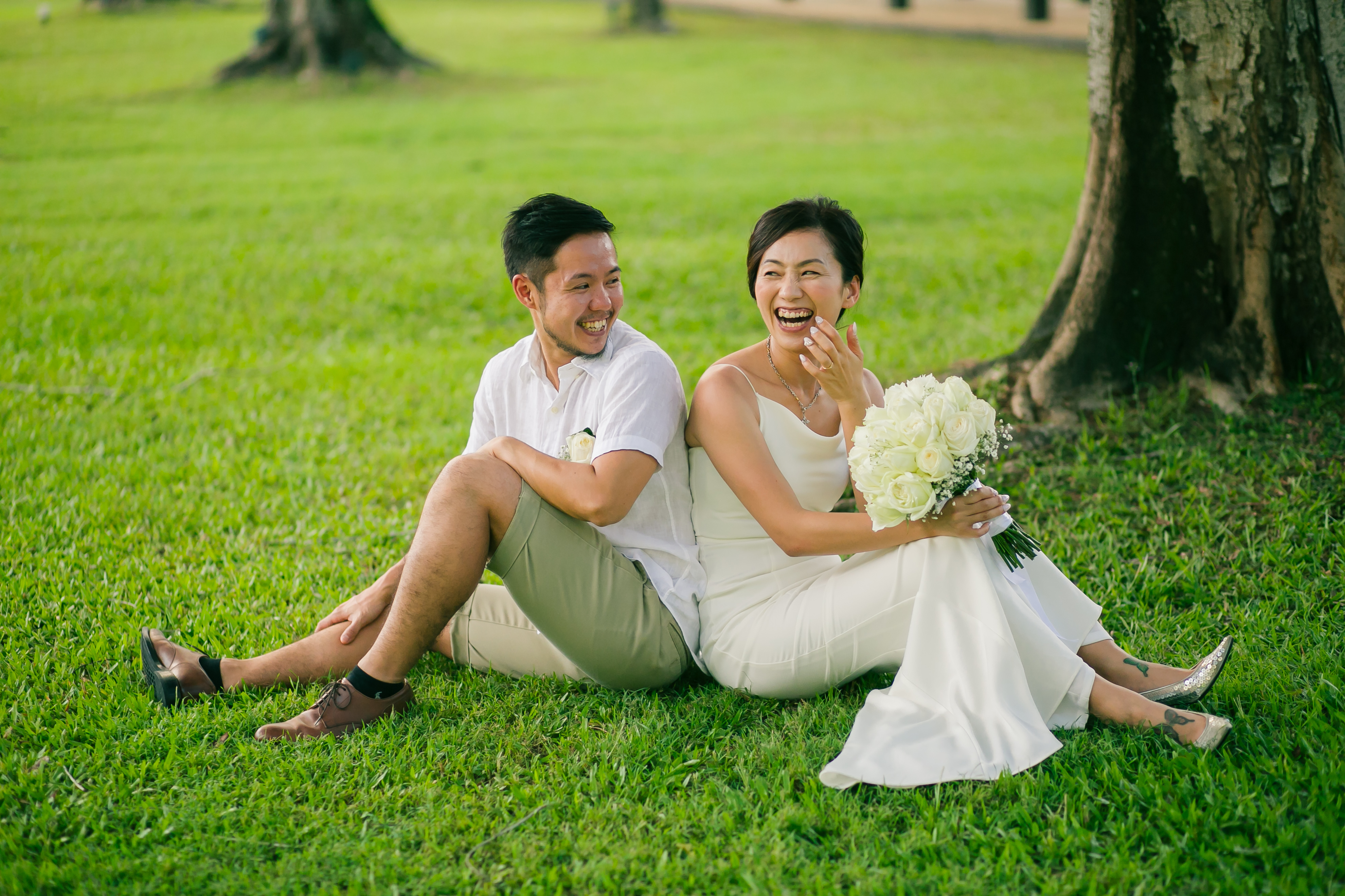マレーシア、マレーシアウェディング、コタキナバル、サバ州、海外ウェディング、リゾートウェディング、ガーデンウェディング、アジア、挙式、家族
